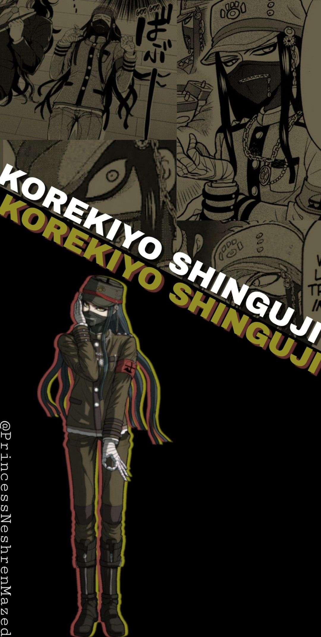 Korekiyo Shinguji Wallpaper Danganronpa Cool Anime Wallpapers Danganronpa Characters