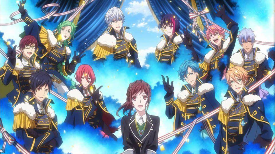 Etiqueta BPRO_anime en Twitter イラスト, スチル