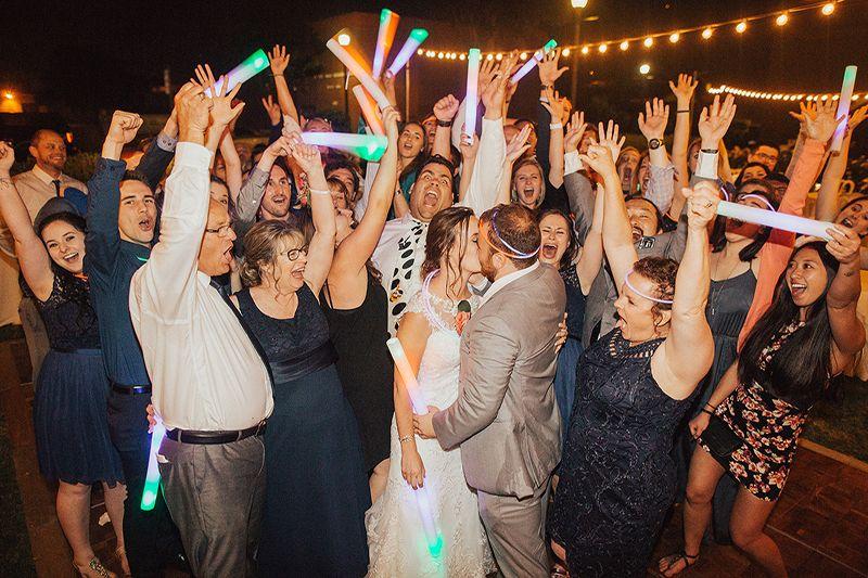 Ventura Santa Barbara Counties S Wedding Mobile Dj Dj Santa Barbara County County Wedding