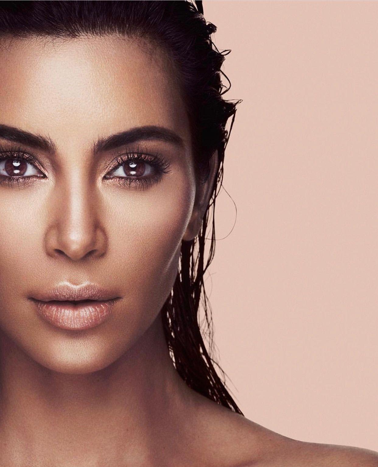 Pin by Elle Gabby on Eyebrows Kim kardashian, Kkw beauty