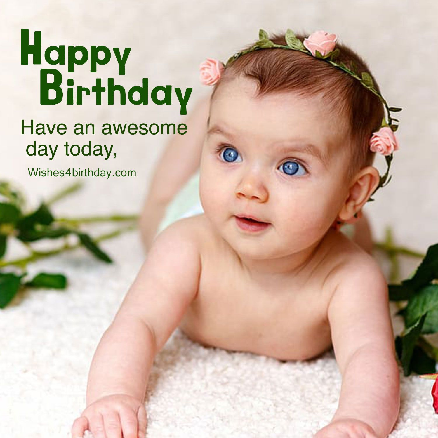 Lovely Birthday Wishes Images For First Baby Birthday Wishes And Images Birthday Wishes Best Happy Birthday Wishes