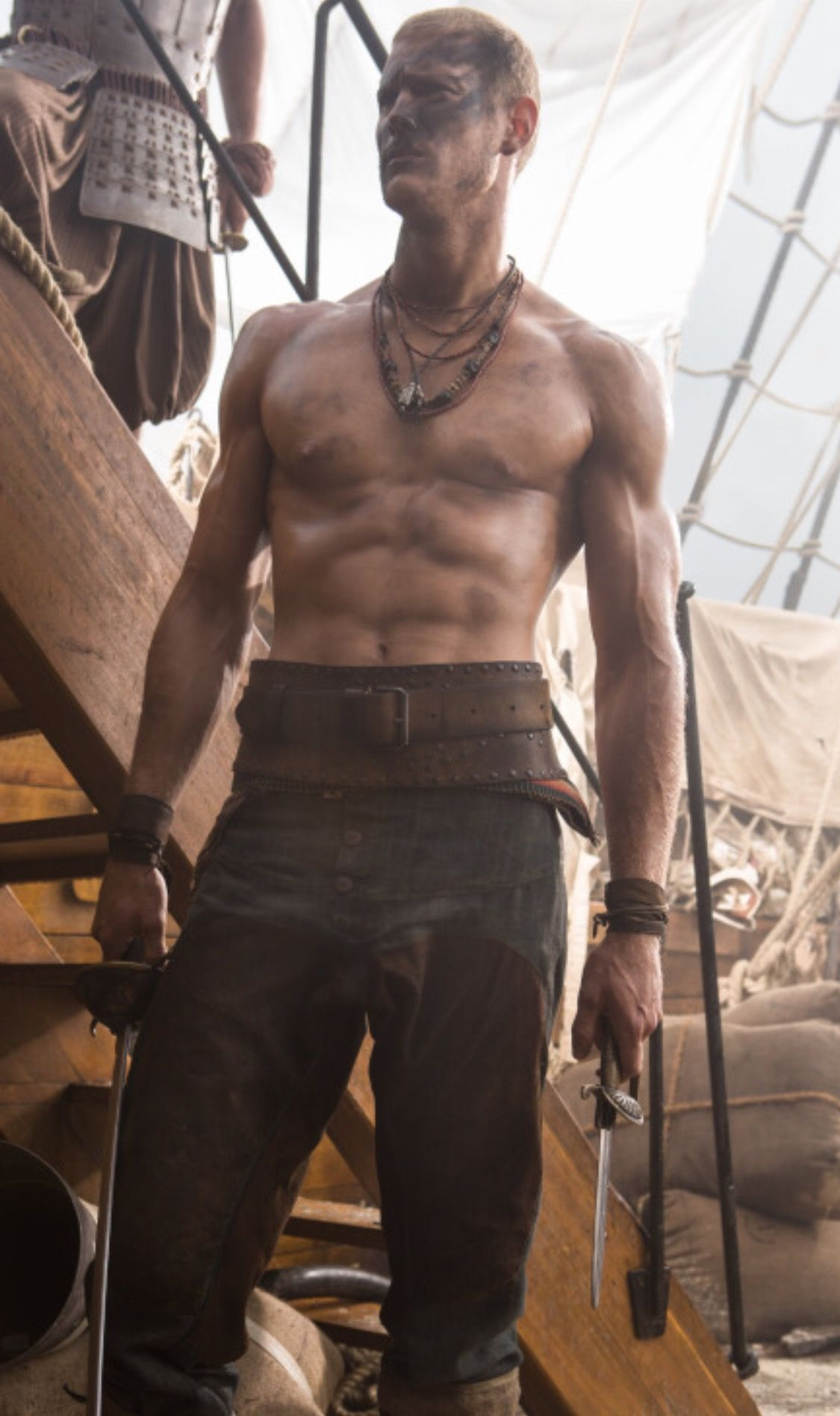 Tom Hopper Black Sails