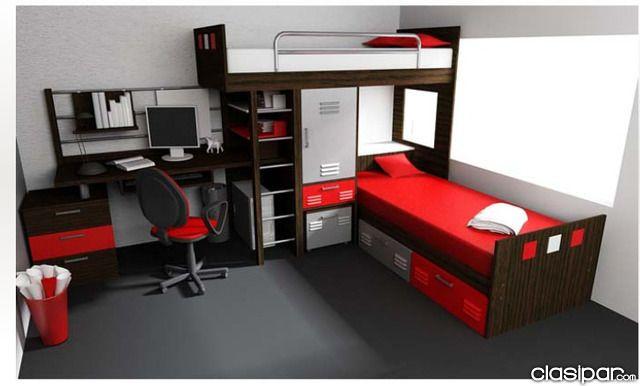 Habitaciones de ensue o para adolescentes fredo for Habitaciones decoradas para jovenes