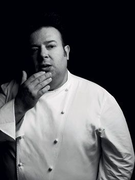 Chef Peter Gilmore - Quay restaurant, Sydney