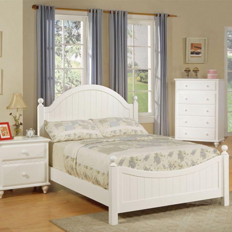 Details about Exquisite Youth Kids Girls Cottage Style White ...
