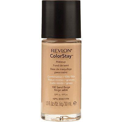 revlon colorstay makeup for combo/oily skin  ulta beauty