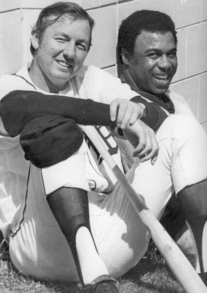 Photo of The day Willie Horton saved Al Kaline's life