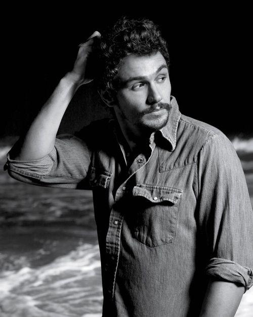James Franco for Details