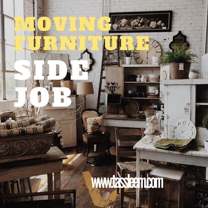 Side Jobs Tips Moving Furniture Tassleemtask Tassleem Com Http