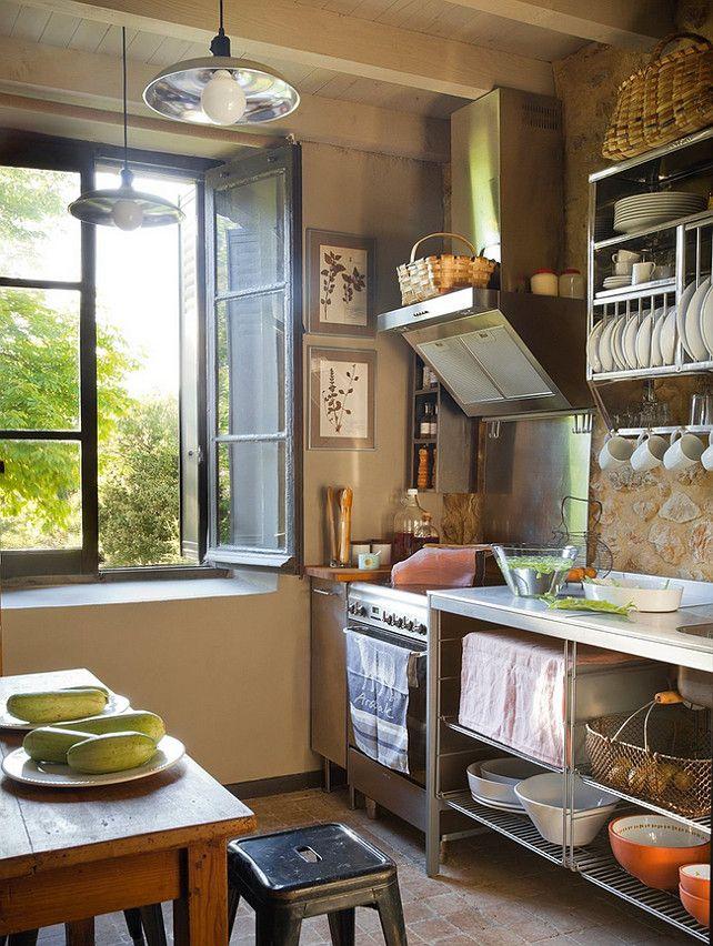 Retiro Encantador Na Espanha!por Depósito Santa Mariah | cozinhas ...