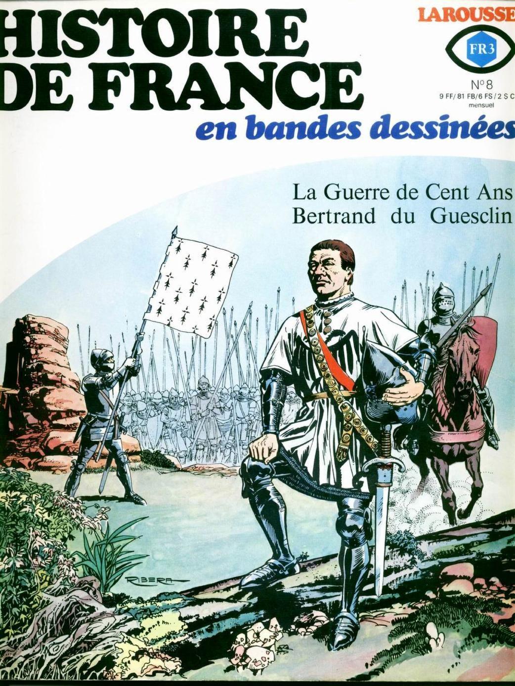 Histoire De France En Bd T 08 La Guerre De Cent Ans