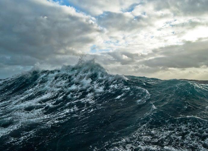 Картинки по запросу снимки океана с большой высоты