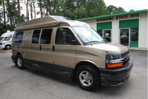 Check Out This 2006 Roadtrek 190 Popular Listing In Gainesville