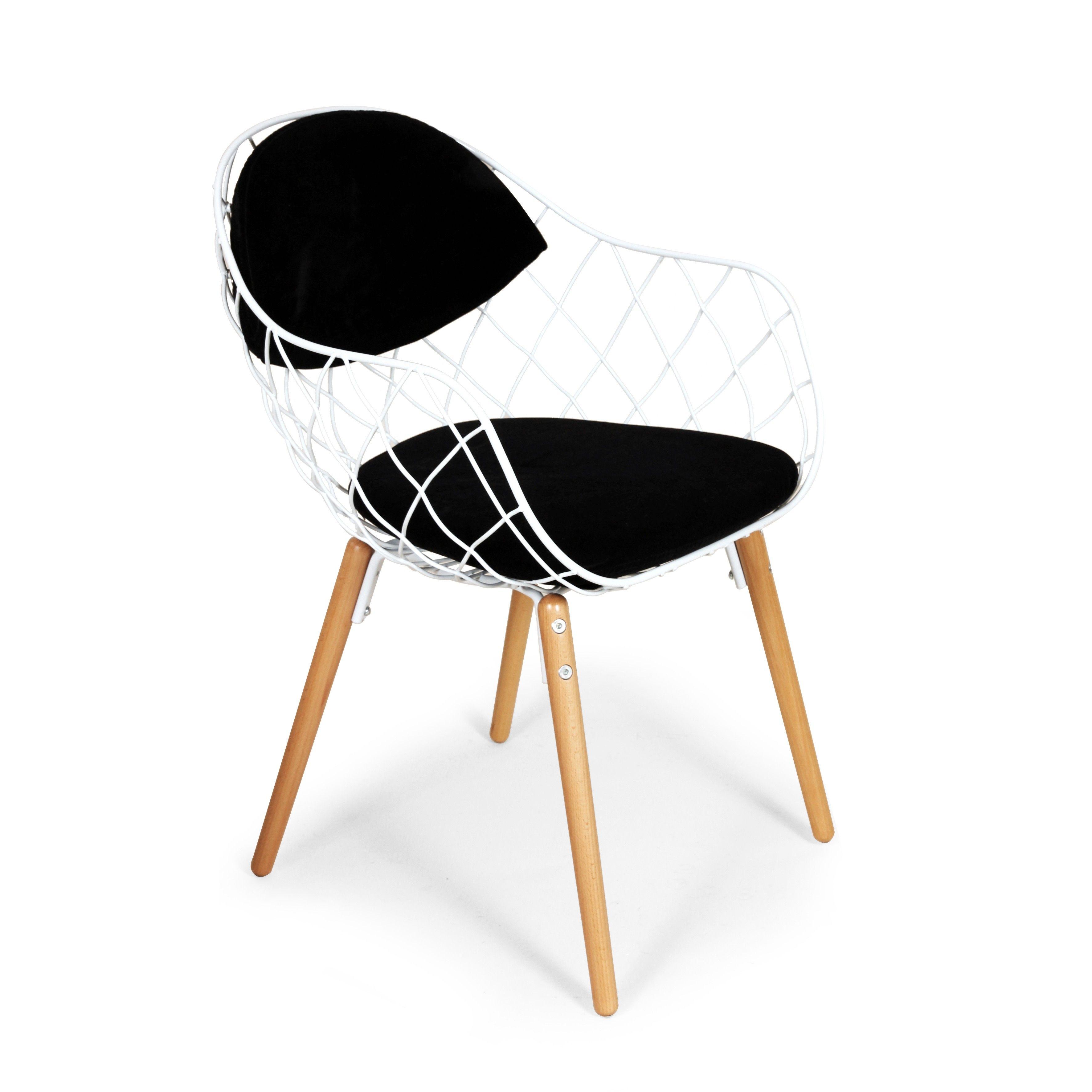Piña Armchair - Black | Furniture, Modern furniture stores ...