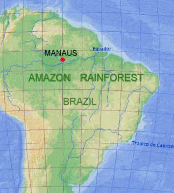Manaus Brazil You Have No Idea How Much I Want To Go There