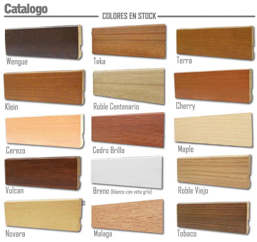 Colores de madera como colorear con colores de madera - Pintura para madera colores ...
