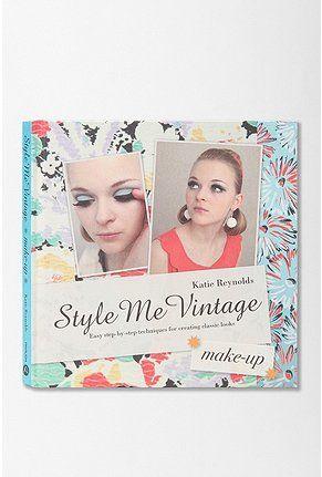 Style Me Vintage: Make Up By Katie Reynolds