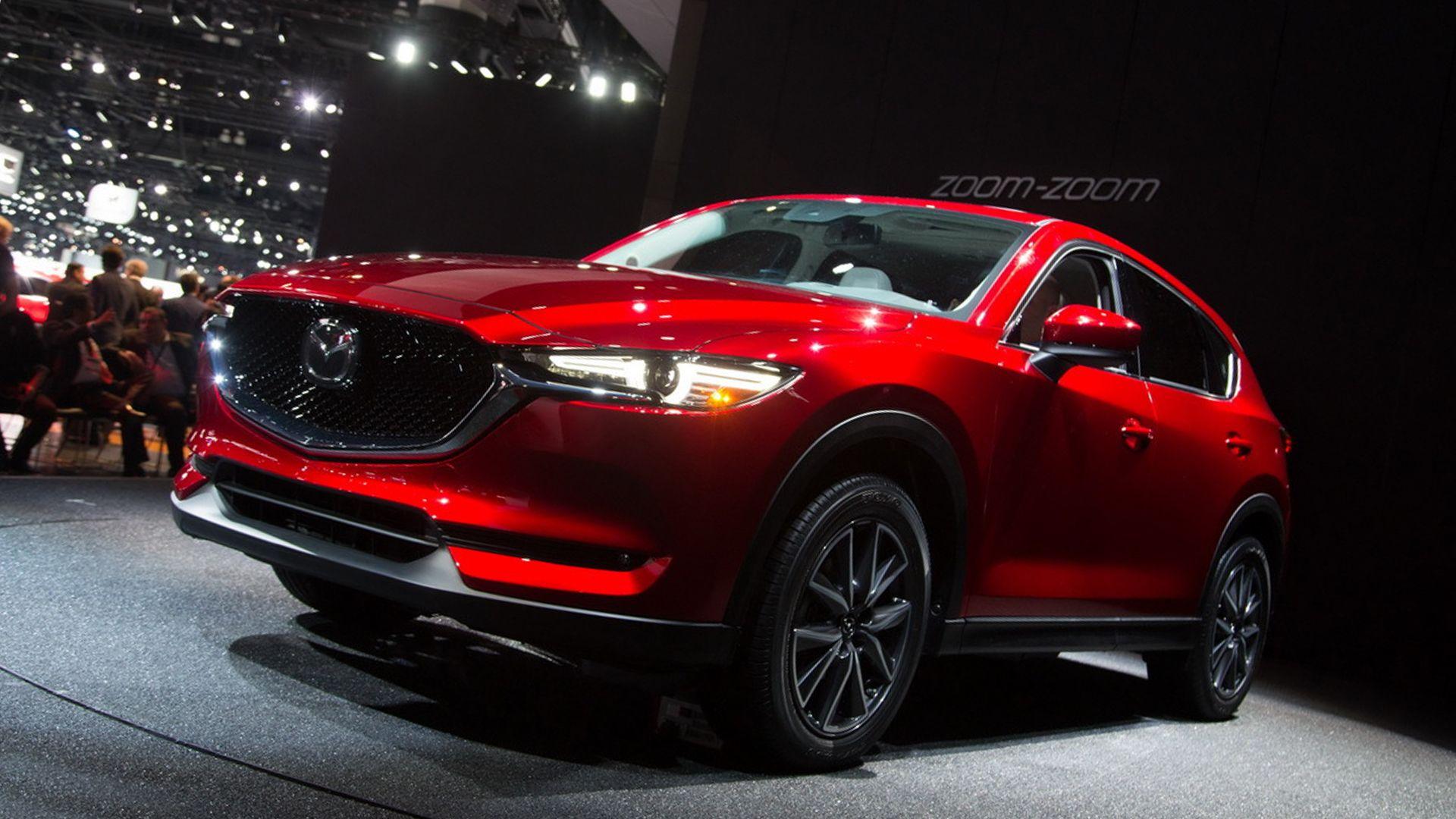 2019 Mazda 5 Specs Features