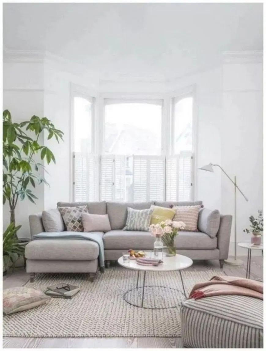 27 Amazing Scandinavian Living Room Designs Collection 8 Livingroom Livingroomdesign Living Room Decor Apartment Living Room Color Schemes Living Room Color