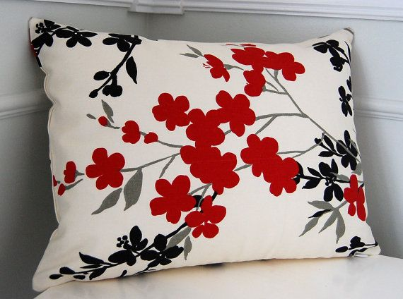 White Grey Black Red Living Room Red Living Room Decor Gray Red Duvet Cover