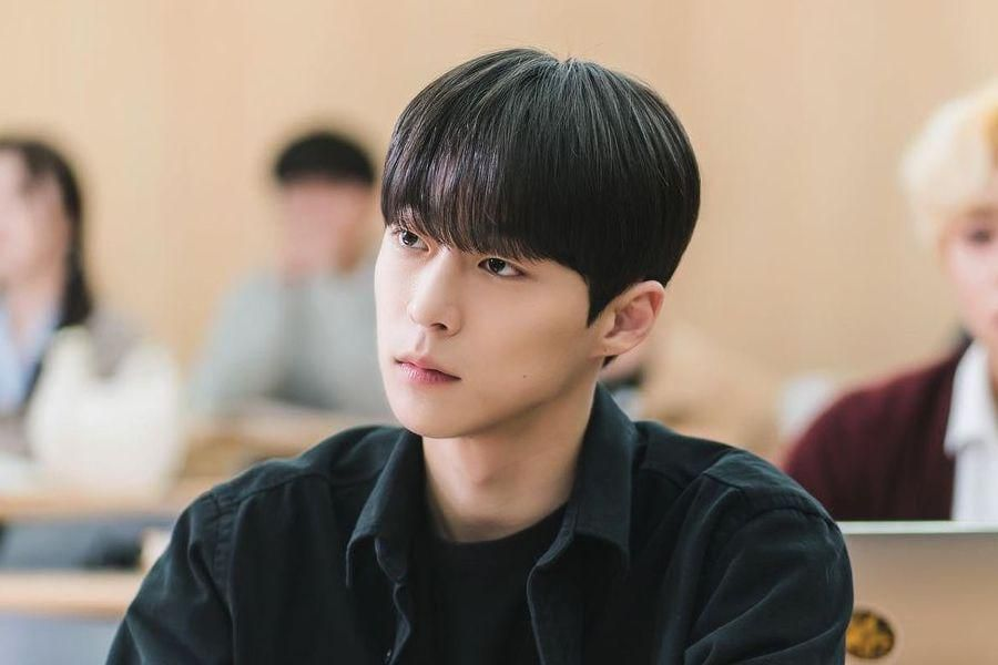 Bae In Hyuk Transforms Into A Perfectionist College Student In Upcoming Drama With Park Ji Hoon