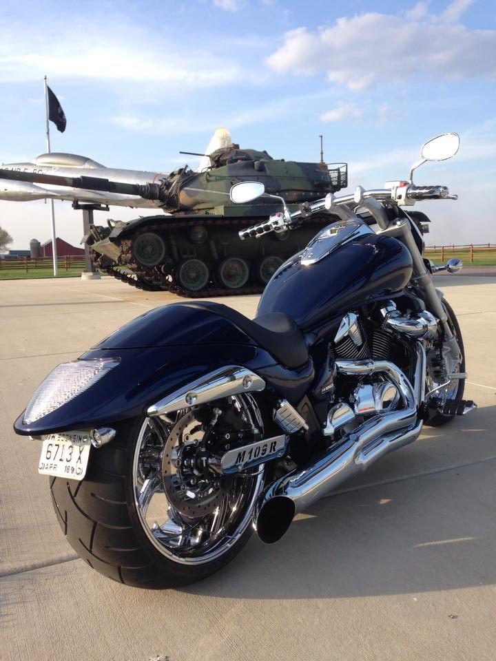 Fury M109R | Motorcycle Wheels | Motorcycle, Motorcycle exhaust