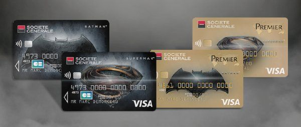 Favori Carte #Visa So Music Platine #DJ Société Générale. Elle change de  PL96