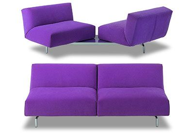 Small Sofa For Small Space With Purple Color Ideas ~ http ...