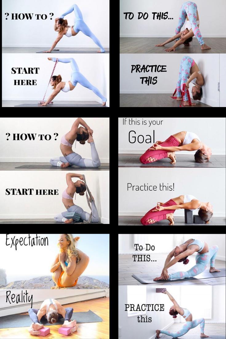 """Photo of """"Die Natur des Yoga ist es, das Licht des Bewusstseins in die dunkelsten Ecken zu bringen… – Yoga Fitness – Wasser – Sport"""