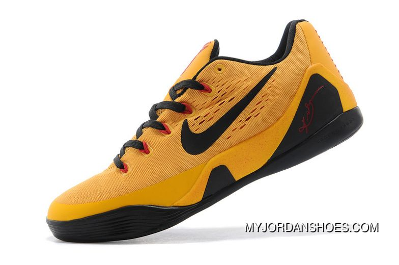 Nike Kobe 9 Em (Bruce Lee) University Gold/Black-Laser Crimson Super Deals,  Price: $87.94 - Jordan Shoes,Air Jordan,Air Jordan Shoes