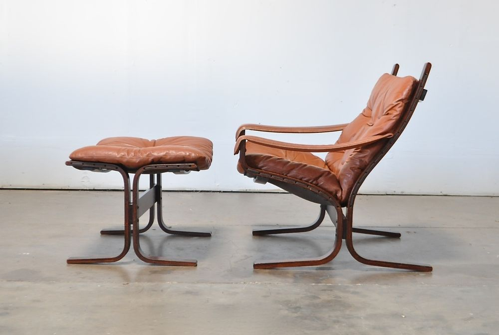 Thick Brown Leather Seats With Thick Rosewood Plywood Base The Chair Is In Excellent Original Condition There Loungers Chair Danish Modern Mid Century Danish