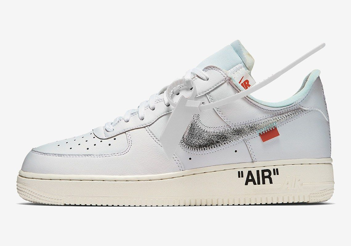 Off-White & Nike Air Force 1 Low Update   Freshstreets ...