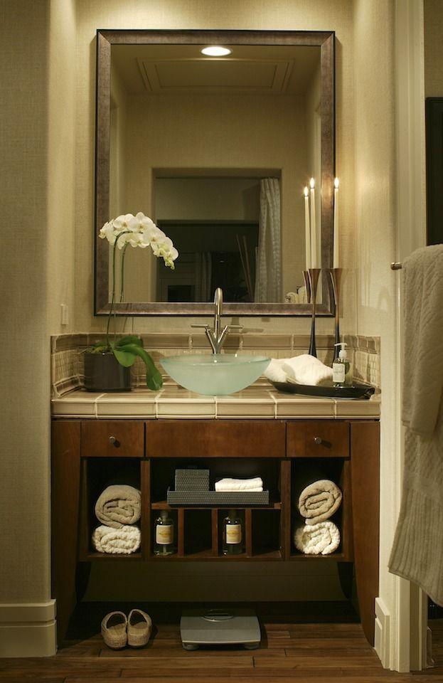 Small Bathroom Vanity 8 Small Bathroom Designs