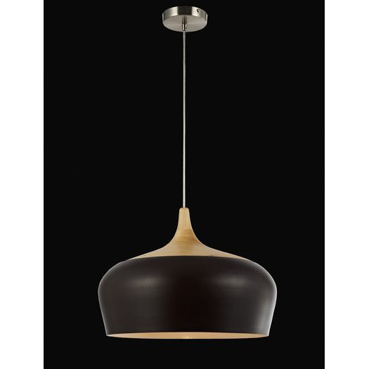 Legion Furniture 1 Light Bowl Pendant Legion Furniture Large Pendant Lighting Bowl Pendant