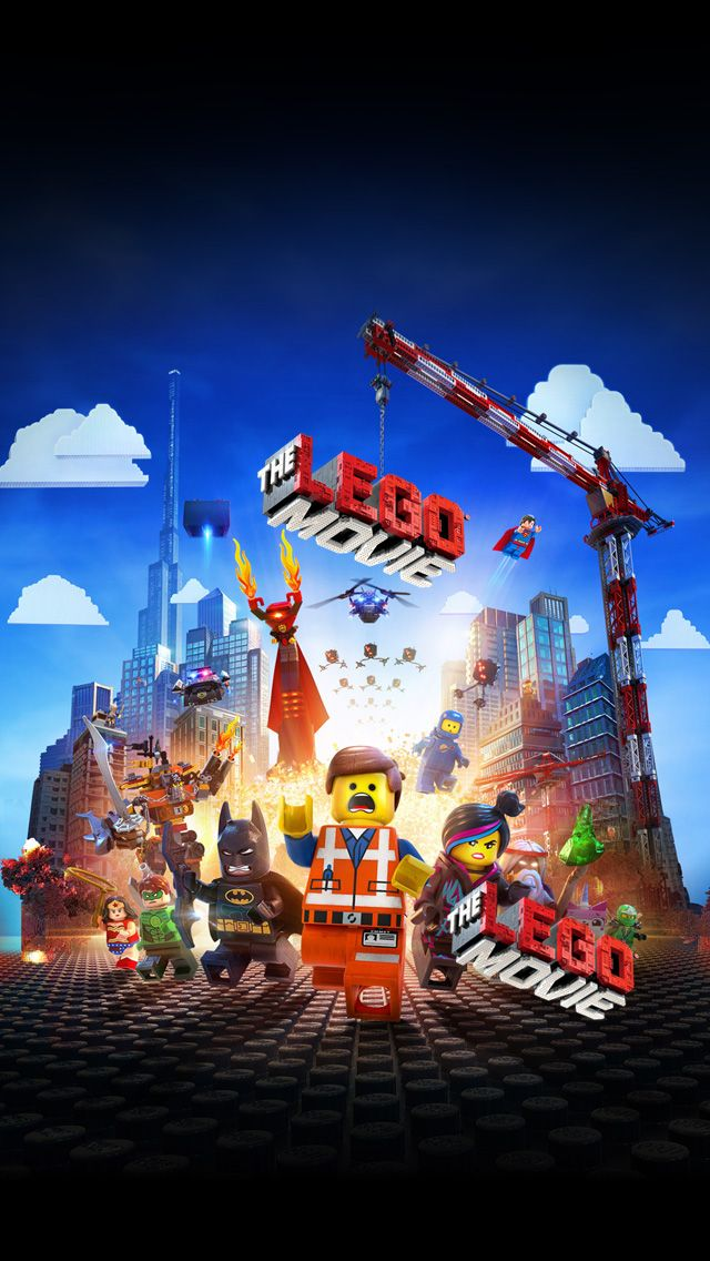 Lego Movie Phone Wallpaper No 1 Wallpaper Hd
