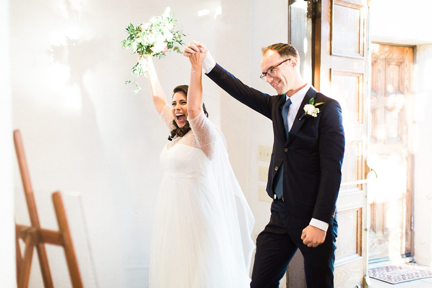Our 29K Catholic Church Wedding Was Full Of Love And Punk
