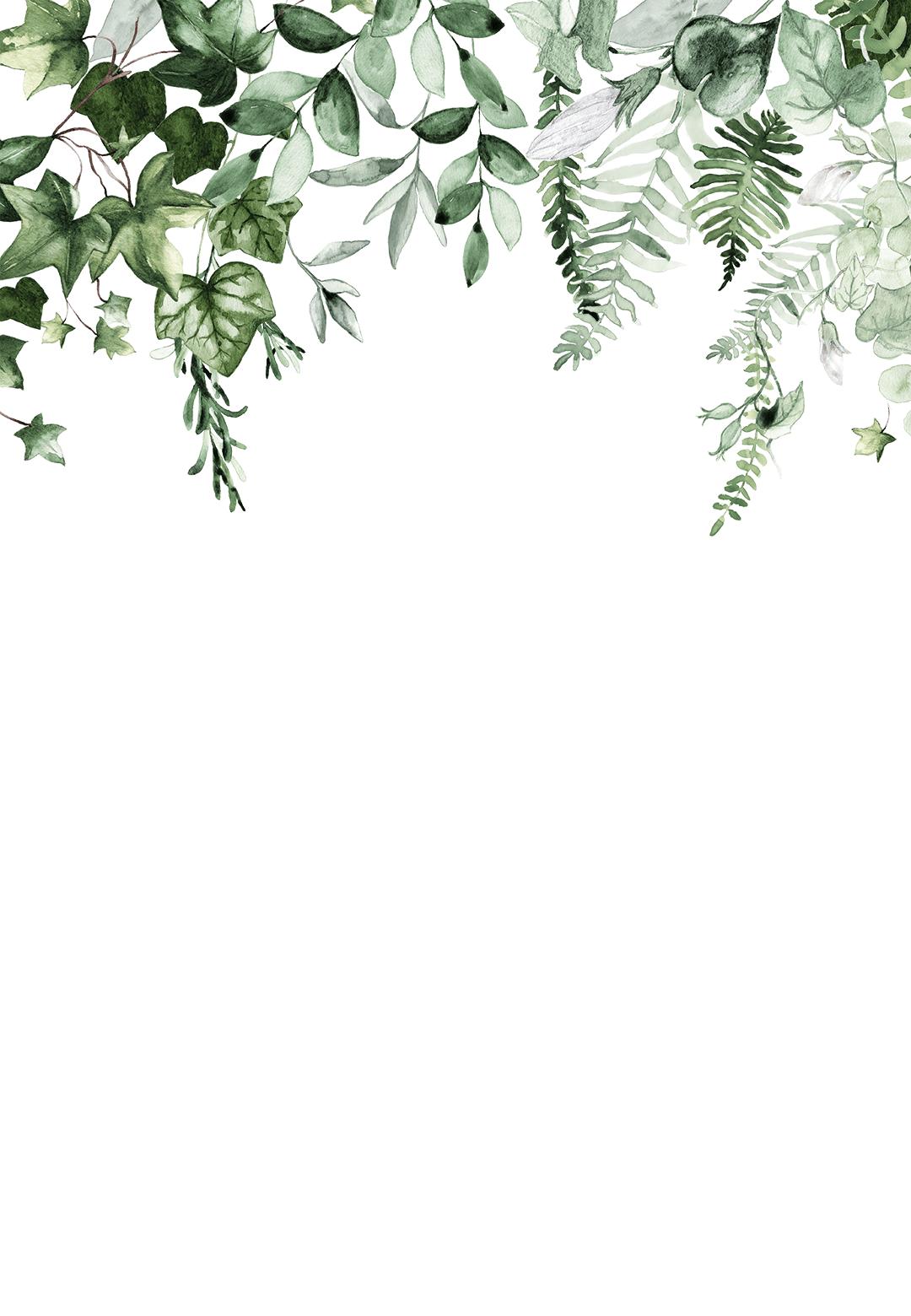 Ivy and Sage - Wedding Invitation Template   Greetings Island