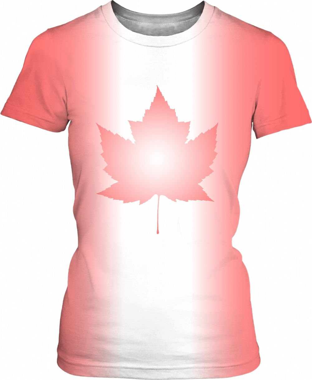 9cef0a501 Canada Shirts & Cute Pink Canada Flag Souvenirs Collection Just Added!  https