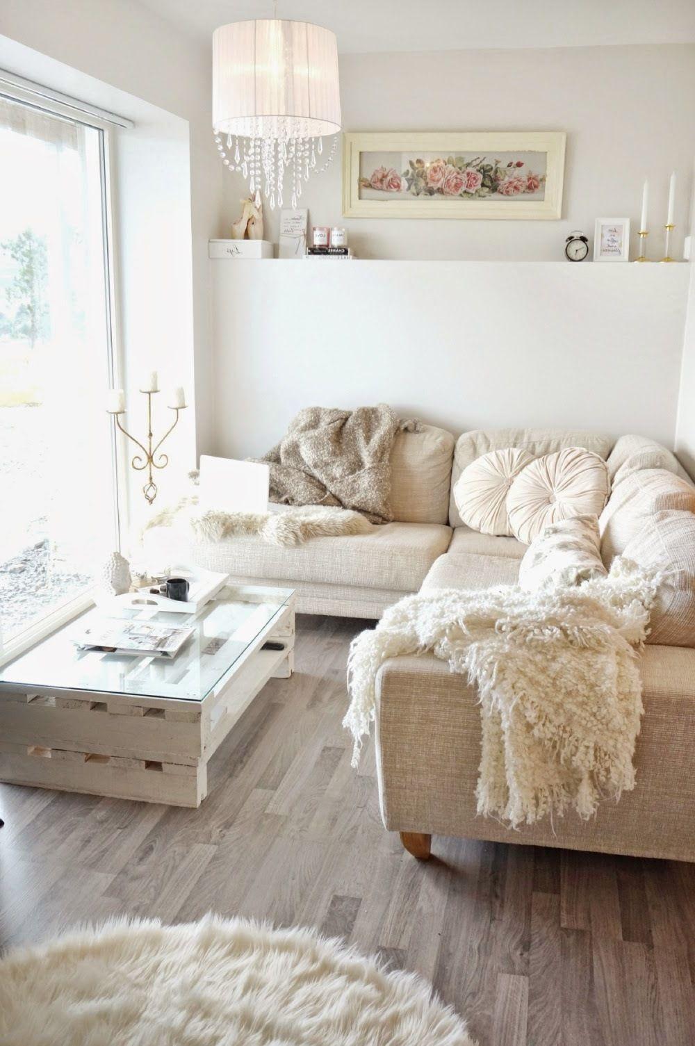 Kleines Wohnzimmer einrichten – 70 frische Wohnideen! | Pinterest ...