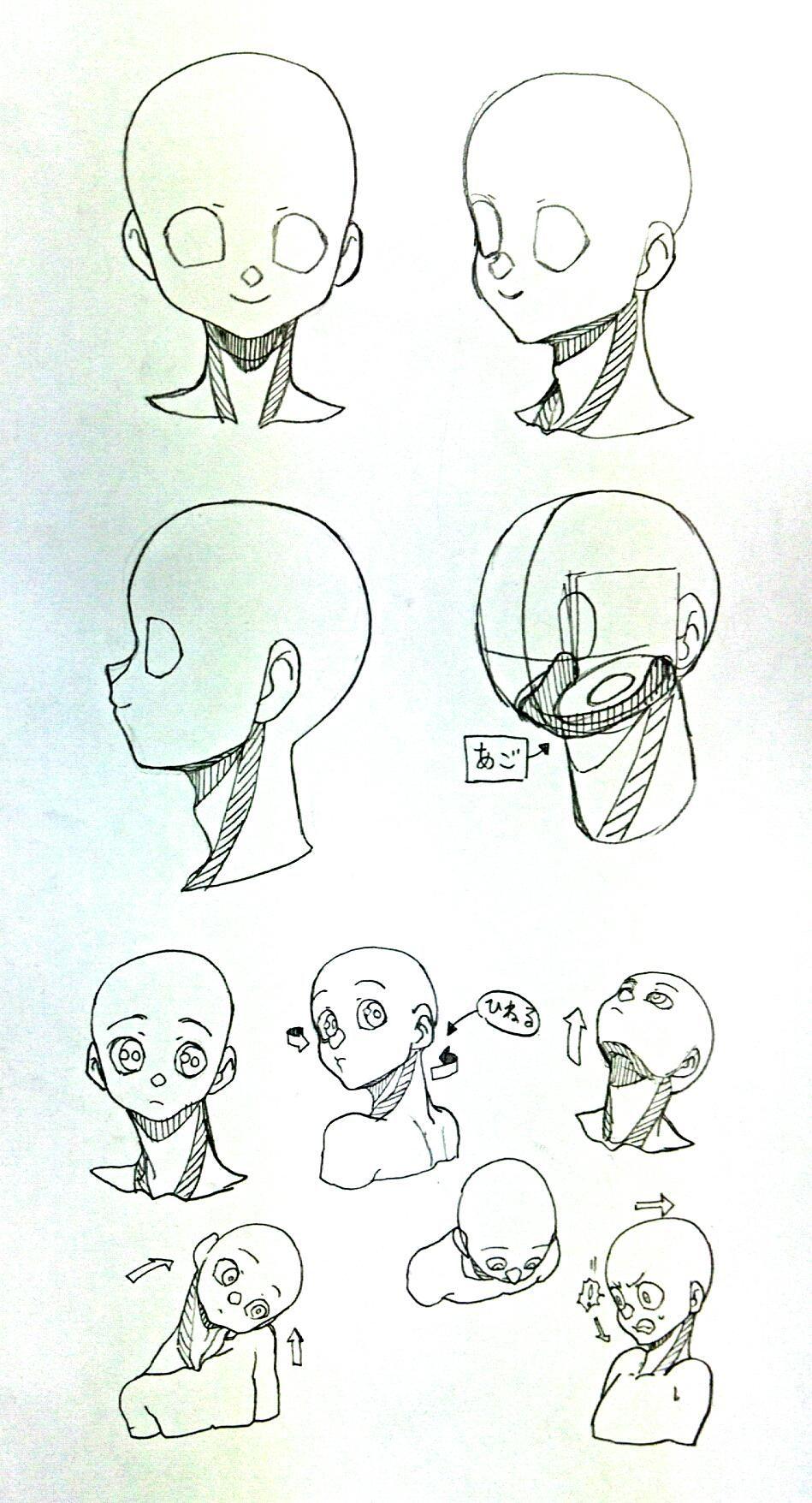 おシャケ on | Anatomía, Dibujo y Dibujar