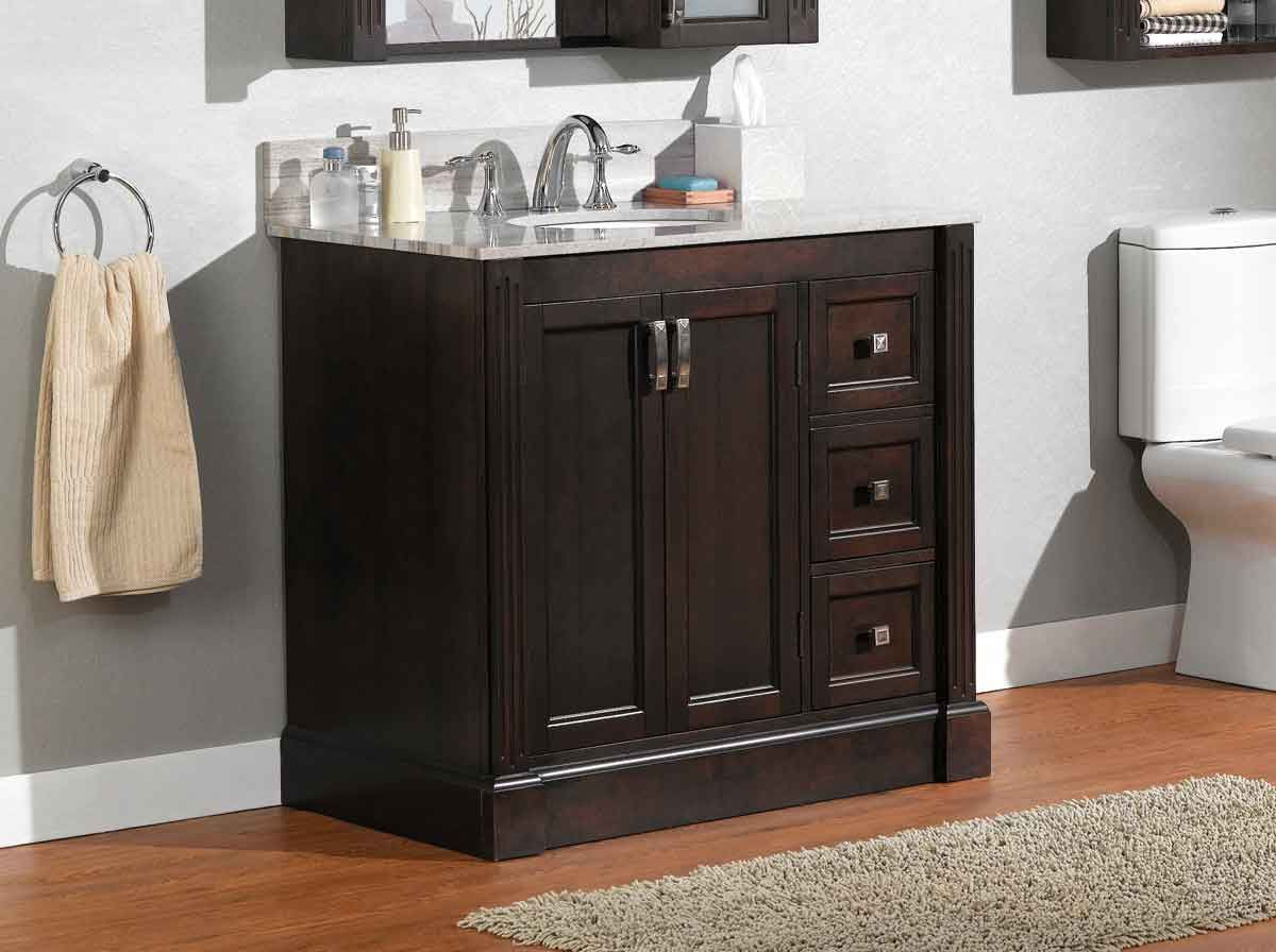 36 magickwoods wellington vanity bathroom ideas - Menards bathroom vanities 48 inches ...