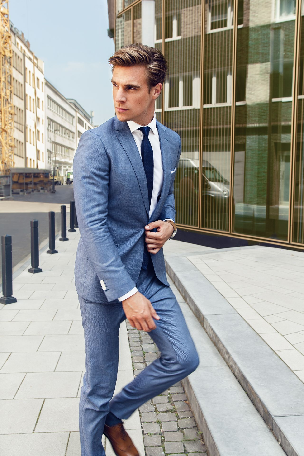 Pin By Angelo On Mens Suits In 2019 Light Blue Suit Blue