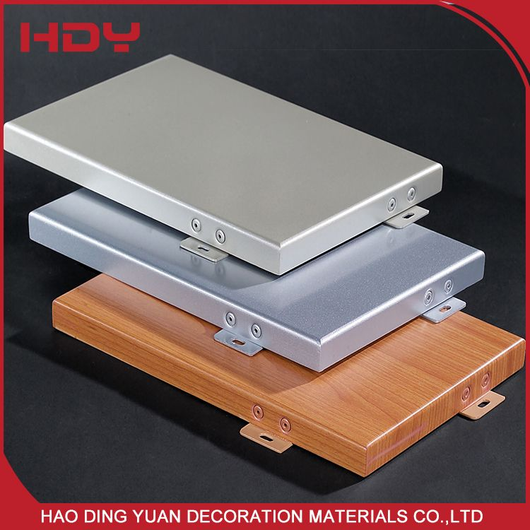 Outdoor Building Fireproof Decorative Exterior Wall Paneling Exterior Wall Panels Outdoor Buildings Wall Paneling