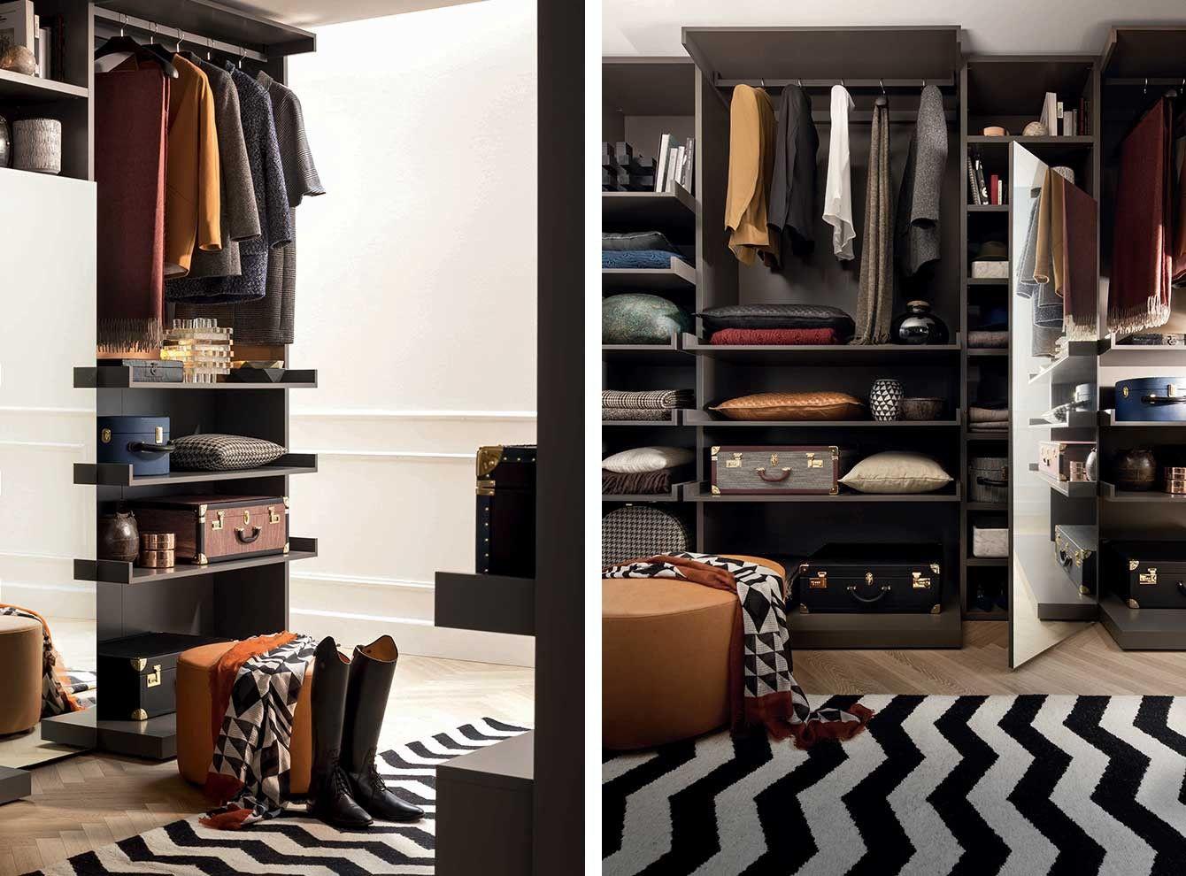 Cabina Armadio Walk In Closets : Ben walk in closets products novamobili new volumes born