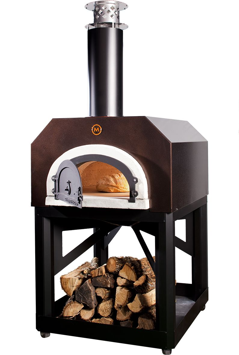 Chicago brick oven mobile build rest of oven around it love