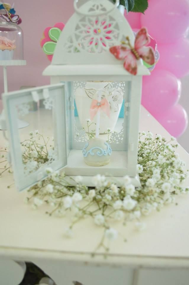 Enchanted garden party bird theme babyshowerideas for Baby shower butterfly decoration ideas