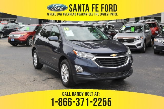 Used 2019 Chevy Equinox Lt Awd Suv For Sale Gainesville Fl