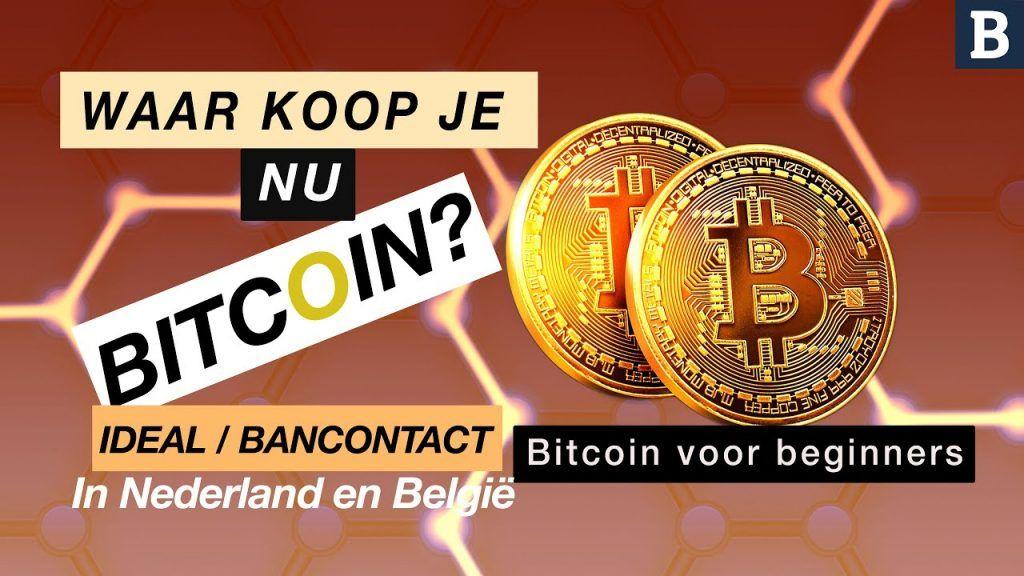 kopen en verkopen bitcoins free