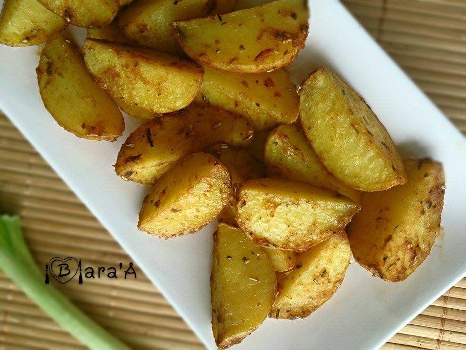بطاطس ودجز باكليل الجبل Recipe Potato Recipes Food Recipes
