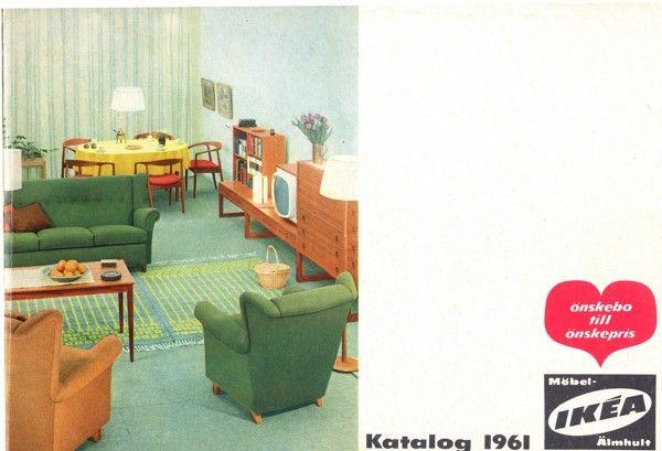 All the old IKEA catalogues! I love how Iu0027m automatically drawn to - ikea küchen katalog